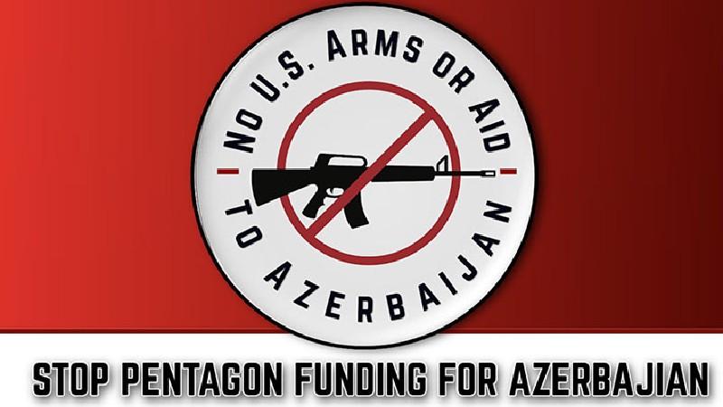 3 կոնգրեսական օրինագիծ է ներկայացրել՝ առաջարկելով զրոյացնել Ադրբեջանի ռազմական օգնությունը