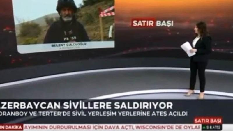 Թուրքական TRT հեռուստաալիքը սխալմամբ ներկայացրել է ճշմարտությունը (տեսանյութ)