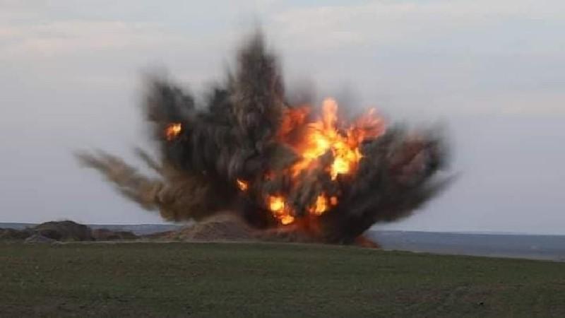 Ակնայում (Աղդամ) ականի պայթյունից ադրբեջանցի է մահացել