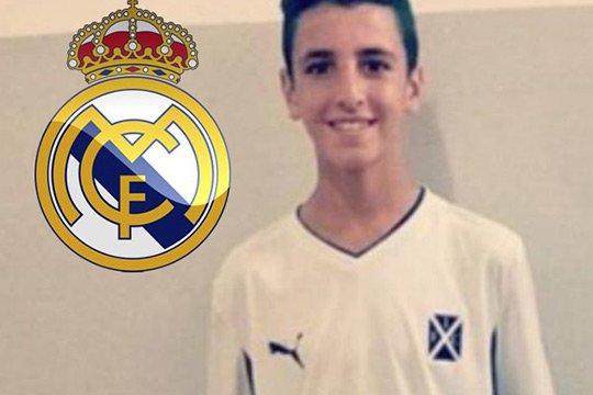 Արգենտինական ֆուտբոլի ծագող աստղը պայմանագիր է կնքել «Ռեալ»-ի հետ
