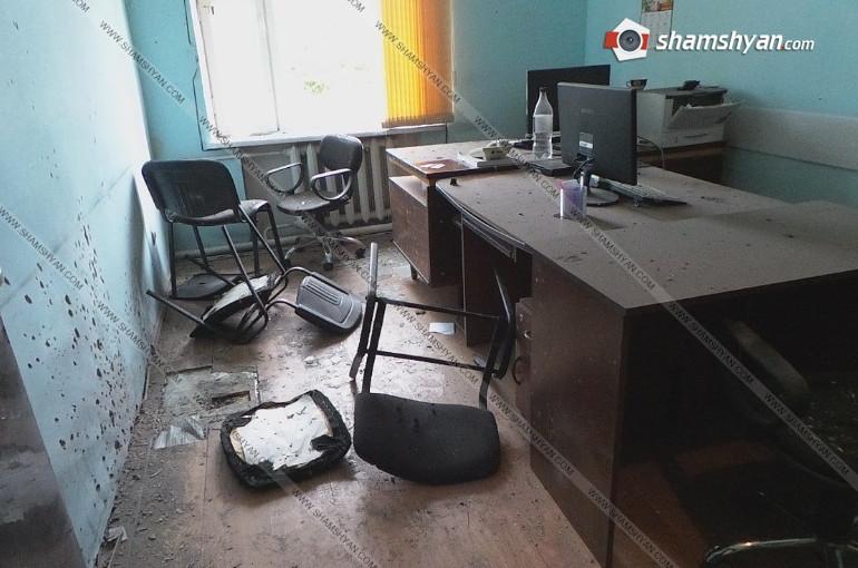 Քաղաքացին մարտական նռնակ է նետել Վեդիի քաղաքապետարան. ոստիկանները հայտնաբերել են նրան. Shamshyan.com