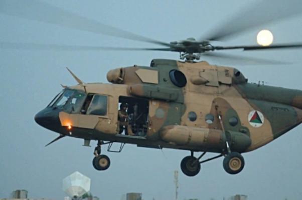 Աֆղանստանում ռազմական ուղղաթիռ է կործանվել