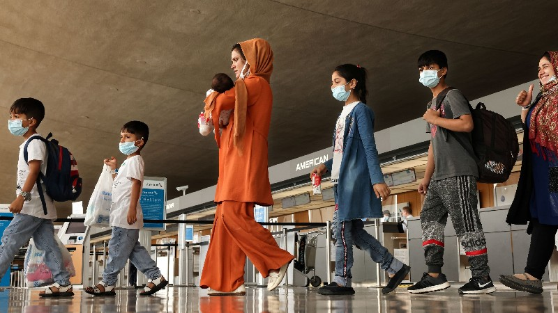 ԱՄՆ-ը դադարեցրել է աֆղան փախստականների ընդունումը կարմրուկի պատճառով