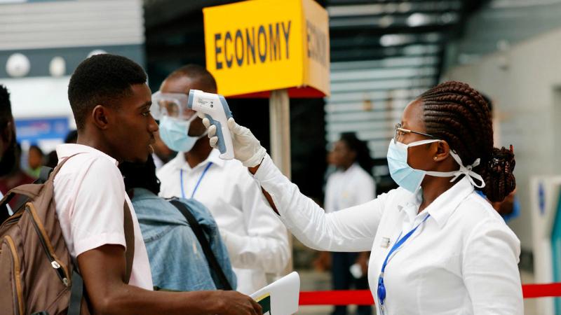 Աֆրիկայում կորոնավիրուսով վարակվածների թիվը հասել է 202,783-ի