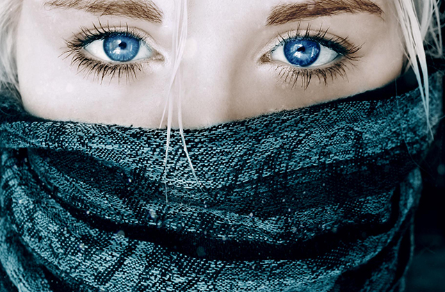 Как делать свадебный макияж под голубые глаза самостоятельно