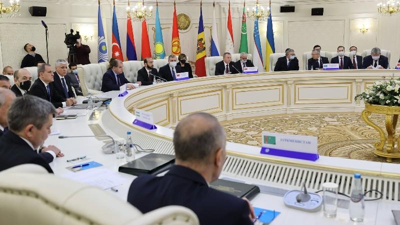 Տեղի է ունեցել ԱՊՀ մասնակից պետությունների ԱԳՆ ղեկավարների խորհրդի նիստը՝ ընդլայնված ձևաչափով