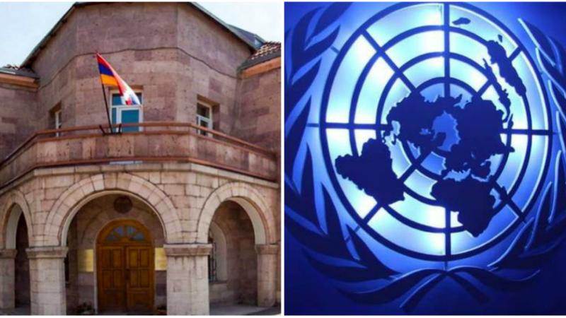 ՄԱԿ-ում որպես պաշտոնական փաստաթուղթ տարածվել է Արցախի ԱԳՆ-ի պատրաստած զեկույցը