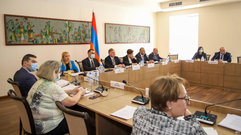 Տեղի է ունեցել ՀՀ-ԵՄ Մուտքի արտոնագրերի դյուրացման հարցերով համատեղ կոմիտեի 6-րդ նիստը