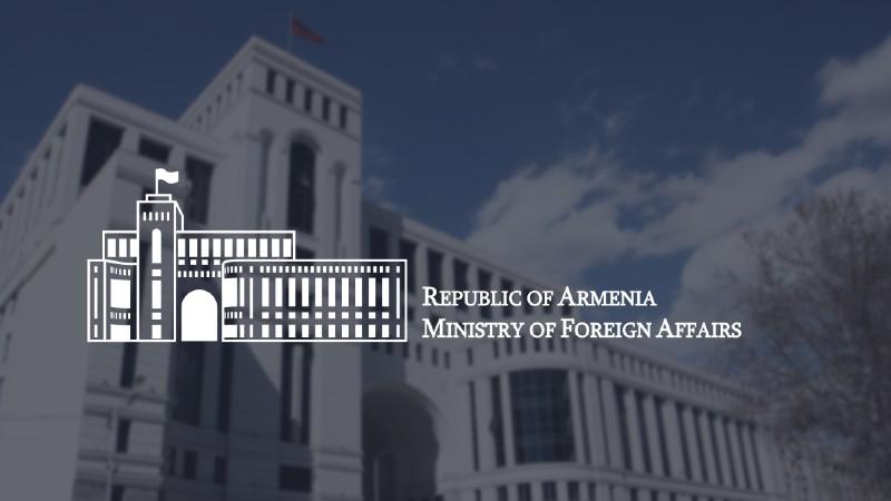 ՀՀ արտաքին գործերի նախարարի պարտականությունները կատարում է ամենաերկար պաշտոնավարող տեղակալը