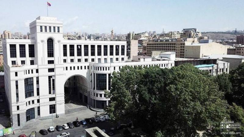 Նմանօրինակ սպառնալիքները պետական ահաբեկչության ուղղակի դրսևորում են և արտահայտում են Ադրբեջանի ցեղասպան մտադրությունները․ ՀՀ ԱԳՆ