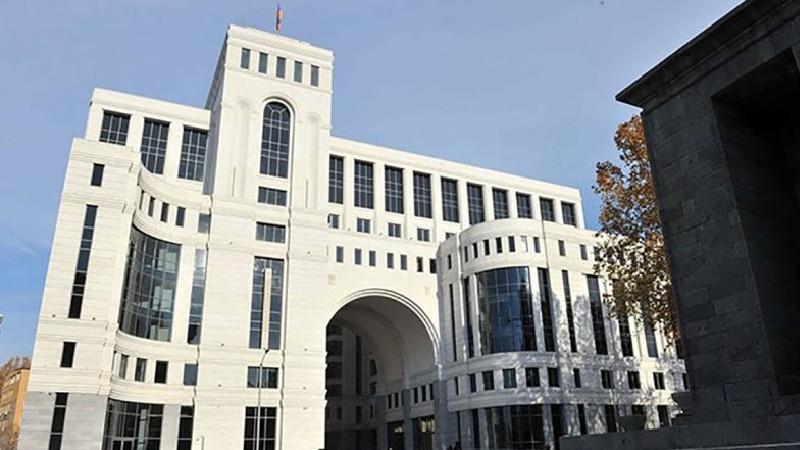 Հայաստանի Հանրապետությունը հետևողականորեն պաշտպանելու է Արցախի ժողովրդի ինքնորոշման, իր հայրենիքում ազատ և արժանապատիվ ապրելու իրավունքի իրացումը․ ԱԳՆ