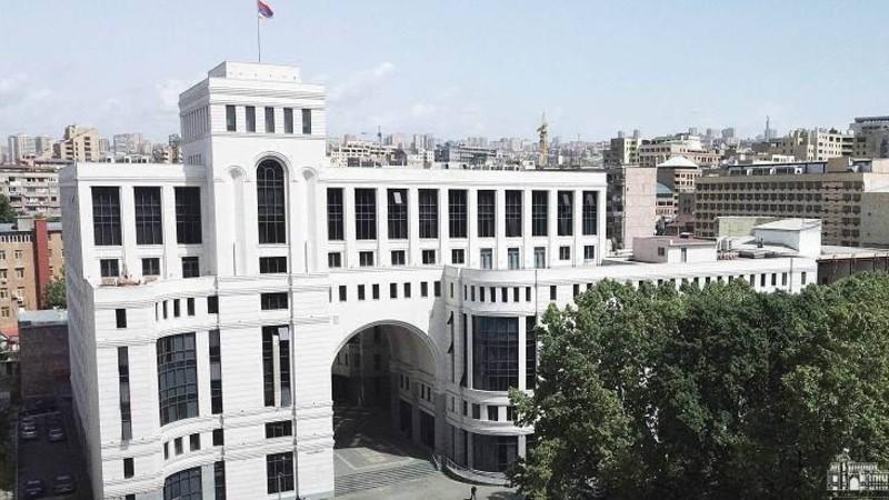 ՀՀ ԱԳՆ-ն Ադրբեջանի կողմից հրադադարի ռեժիմի խախտման վերաբերյալ հայտարարություն է տարածել