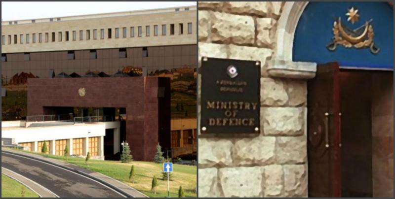 Ադրբեջանի ՊՆ-ն մեկնաբանում է Հայաստանի հետ ուղիղ հեռախոսակապի մասին տեղեկությունը