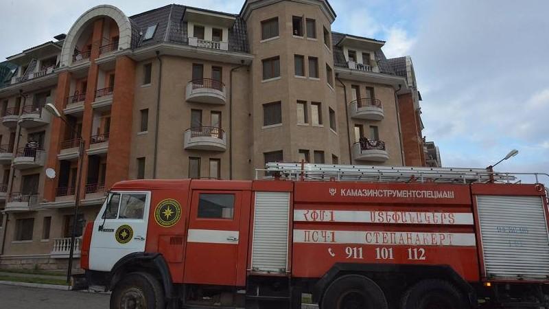 Արցախի ԱԻ պետական ծառայությունն ամփոփել է անցած շաբաթը․ ճգնաժամային կառավարման կենտրոնում ստացվել է 347 զանգ