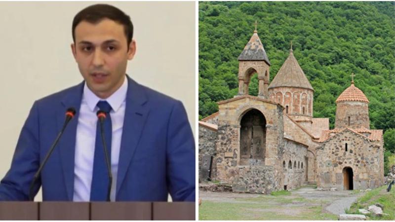 Ադրբեջանական կողմը խոչընդոտել է 25 հայ ուխտավորի մուտքը Դադիվանք. ԱՀ ՄԻՊ