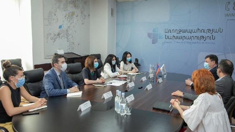 ԱՀԿ մասնագետները բարձր են գնահատել Հայաստանում շարժական պատվաստումային կետերի աշխատանքը