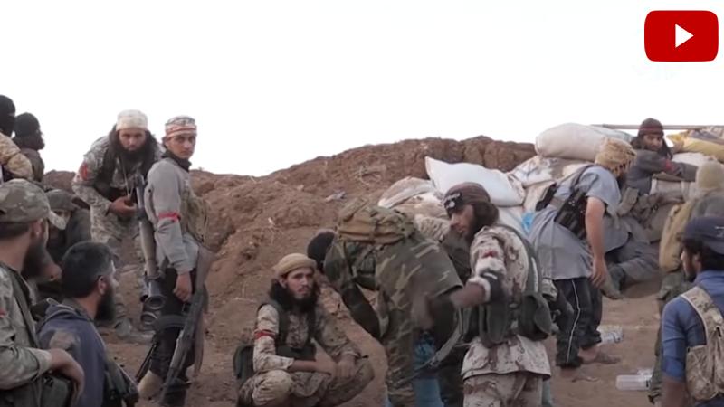 Իսլամիստ վարձկանները` ղարաբաղյան ճակատում (տեսանյութ)
