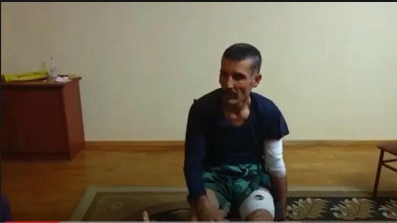Իսլամիստ ահաբեկիչ․ ճակատային գծում իրենք գնում են առջևից, իսկ 2-րդ, 3-րդ գծով արդեն առաջ են շարժվում ադրբեջանցի զինվորականները (տեսանյութ)
