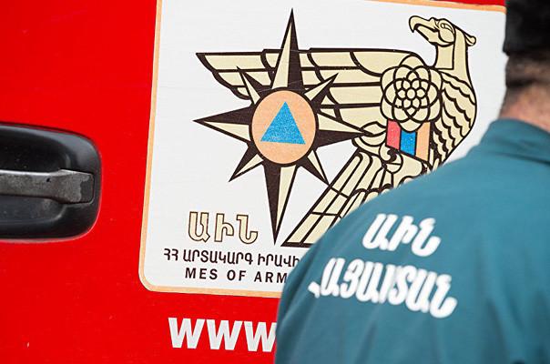 Երևանի Քեռու փողոցում բռնկված հրդեհը մարվել է