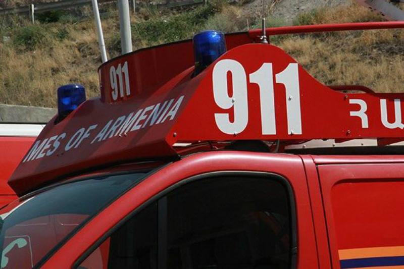Արտակարգ դեպք Երևանում. բնակիչը սպառնում է ինքնասպանություն գործել