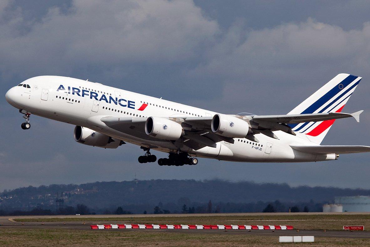 Air France-ը փոխում է թռիչքների երթուղիները Սիրիայում իրավիճակի պատճառով