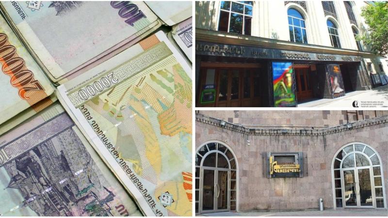 Կառավարության որոշմամբ՝ Կամերային և Հ. Պարոնյանի անվան թատրոնները ստացել են աջակցություն