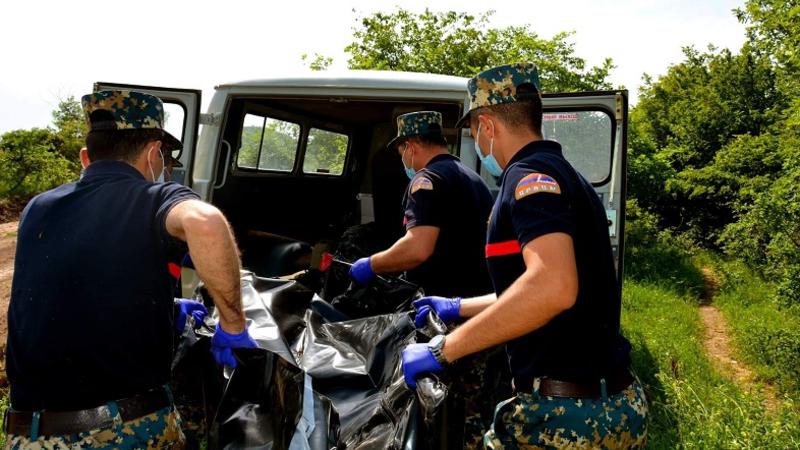 Հայտնաբերվել է ևս 7 զոհված զինծառայողի աճյուն. ԱՀ ԱԻՊԾ