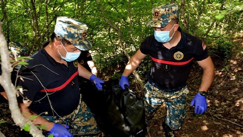 Վարանդայի (Ֆիզուլի) շրջանում տարհանվել է ևս 2 հայ զինծառայողի աճյուն. ԱԻՊԾ