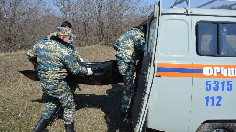 Վարանդայի (Ֆիզուլի) շրջանում հայտնաբերվել է ևս մեկ հայ զինծառայողի աճյուն. ԱՀ ԱԻՊԾ