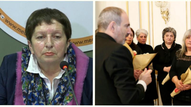 Վարչապետի երեկվա ընդունելությունը զոհված զինծառայողների ծնողներին՝ մարդկային էր, անկեղծ, նույնիսկ հոգատարություն կար. Ժաննա Ալեքսանյան