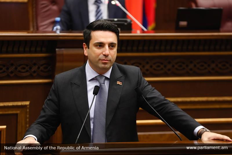 Ալեն Սիմոնյանի՝ վիճակախաղերի մասին նախագիծը պատահական չի ներկայացվել. «Իրավունք»