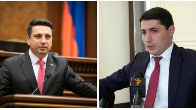 Հայաստանում իշխանությունն ինքն է որոշում իր բարձրաստիճան պաշտոնյաների ընտրության հարցը․ Ալեն Սիմոնյանը՝ Քյարամյանի մասին