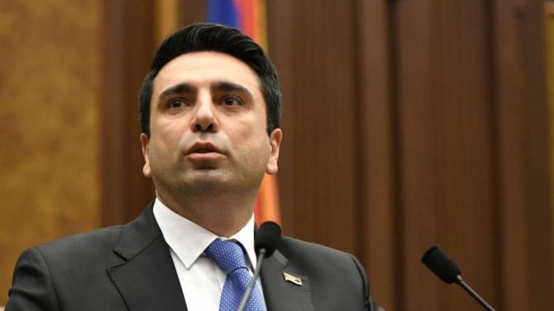 Ալեն Սիմոնյանը նշանակել է ԱԺ նախագահի ռեֆերենտներին