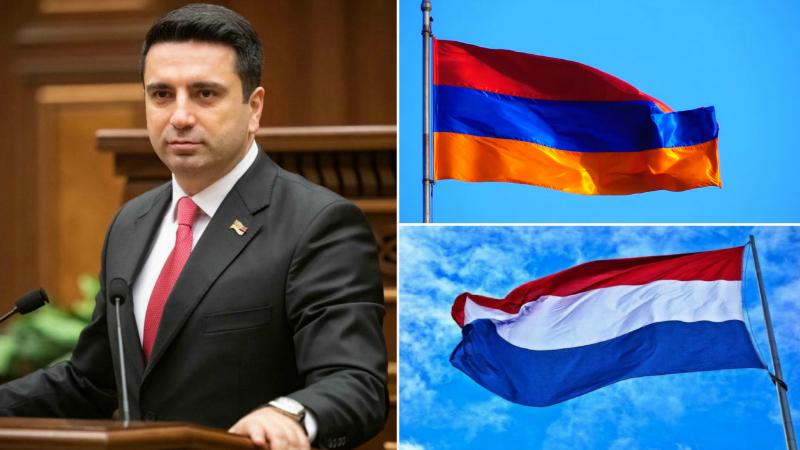 Նիդերլանդների արտաքին գործերի նախարարությունը որոշում է կայացրել Հայաստանին հատկացնել 200 000 եվրո գումար. Ալեն Սիմոնյան