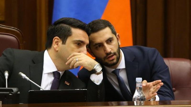 Ալեն Սիմոնյանին ժամանակավորապես կփոխարինի Ռուբեն Ռուբինյանը