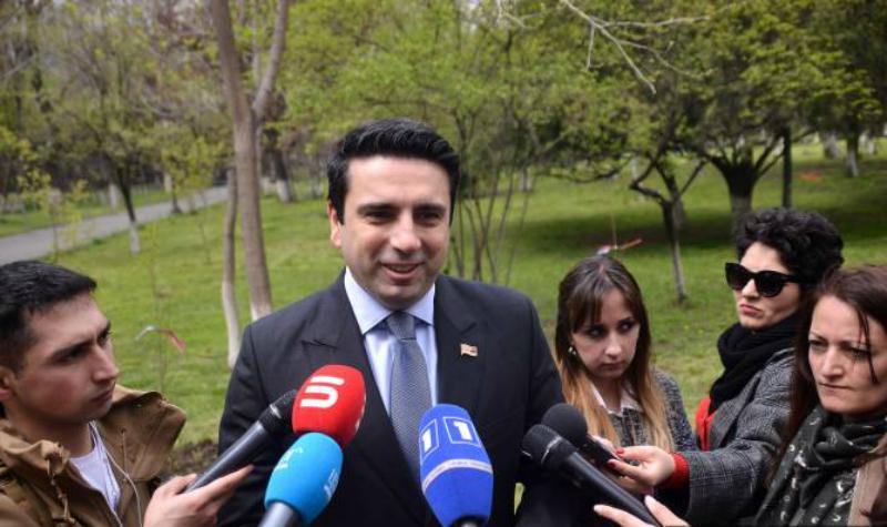Ալեն Սիմոնյանը խոսել է ՌԴ նախագահի և այլ երկրների ներկայացուցիչների՝ Հայաստան սպասվող այցերի մասին