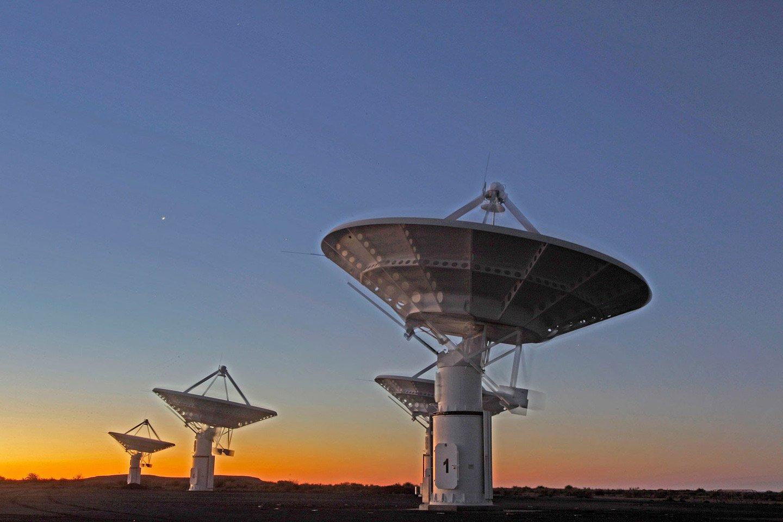 Հարավային Աֆրիկայում այլմոլորակայիններ որոնելու համար հեռադիտակ են կառուցել