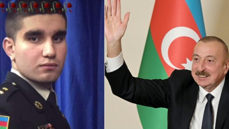 Ալիևի կողմից պարգևատրված և Արցախի դեմ ագրեսիային մասնակցած ադրբեջանցի լեյտենանտը ինքնասպան է եղել
