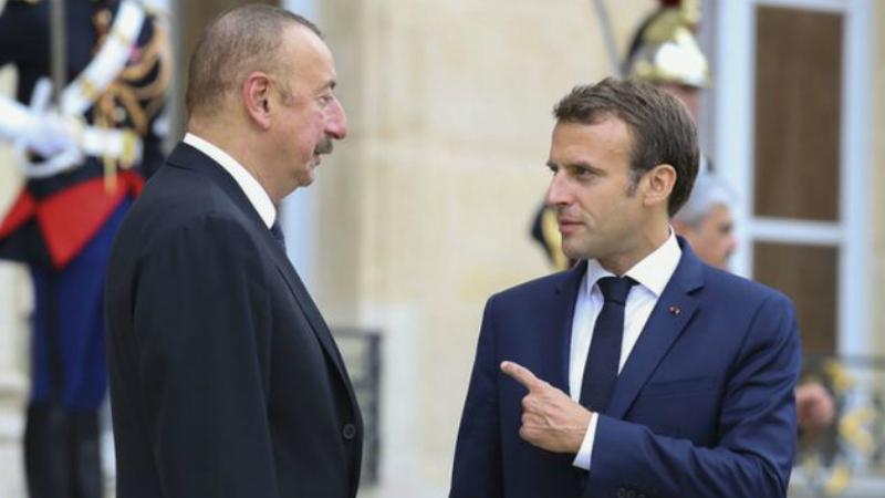 Ալիևը Ֆրանսիային խորհուրդ է տվել հայերին տալ սեփական հողերը