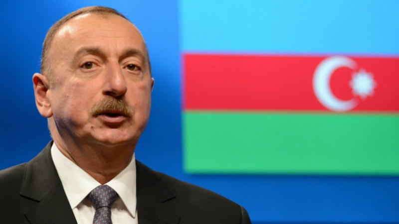 Մենք պատրաստ ենք հրադադարի, սակայն Հայաստանը պետք է հայտարարի, որ հավատարիմ է ԱՄՆ-ի, Ռուսաստանի և Ֆրանսիայի համատեղ մշակած սկզբունքներին. Ալիև