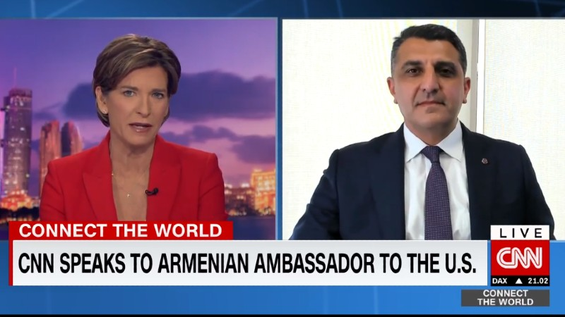 ԱՄՆ-ում ՀՀ դեսպանը բացատրում է, թե ինչու է կարևոր Հայոց ցեղասպանության ճանաչումը ԱՄՆ Նախագահ Բայդենի կողմից (տեսանյութ)