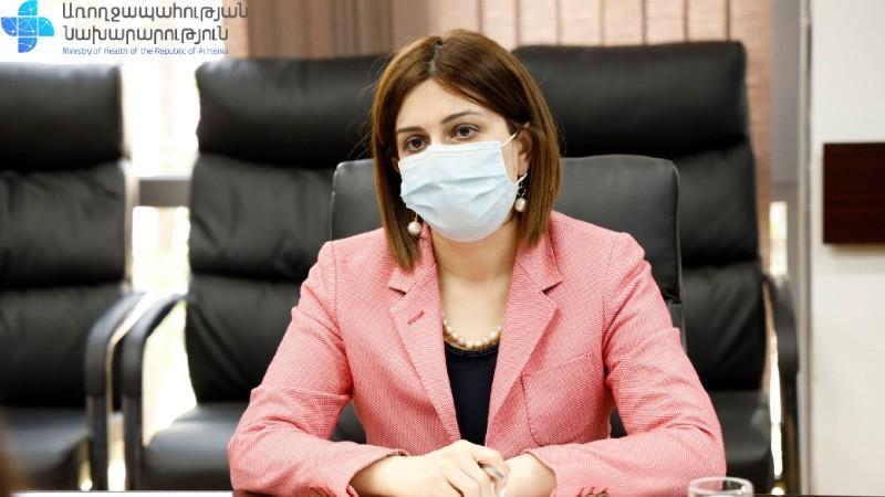 Հայաստանում կարանտինը 6 ամսով կերկարաձգվի. Անահիտ Ավանեսյան