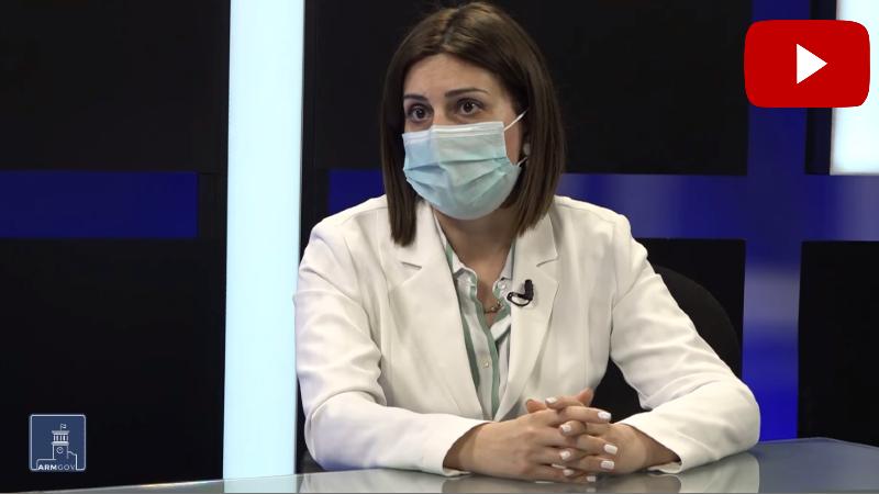 Հայաստանում պատվաստման պրոցեսը բավականին հեշտացվել է․ Անահիտ Ավանեսյան (տեսանյութ)