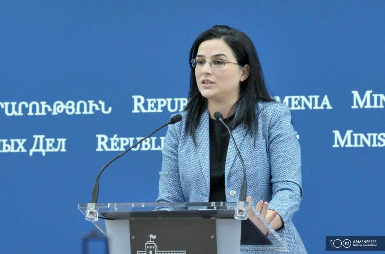 Ադրբեջանի քաղաքացիների հանդիպումները դեսպանների հետ չեն կարող ազդել խաղաղ գործընթացի վրա. Նաղդալյան