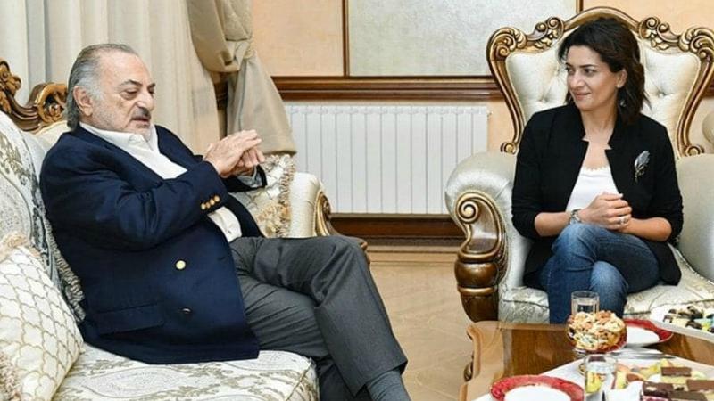 Մեծ հայրենասեր և բարերար Ջորջ Բաղումյանը 1 միլիոն դոլար է նվիրաբերում իմ գլխավորած «Իմ քայլը» հիմնադրամին․ Աննա Հակոբյան