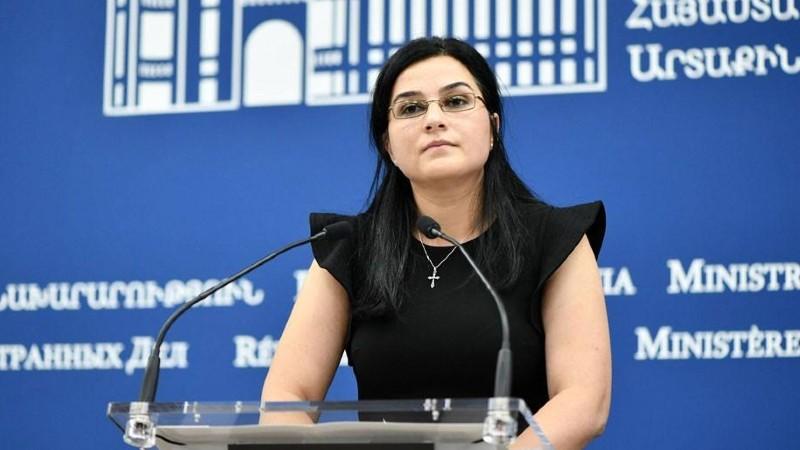 Ժնևում Հայաստանի և Ադրբեջանի ԱԳ նախարարների հանդիպում նախատեսված չէ. լուրը չի համապատասխանում իրականությանը. Աննա Նաղդալյան