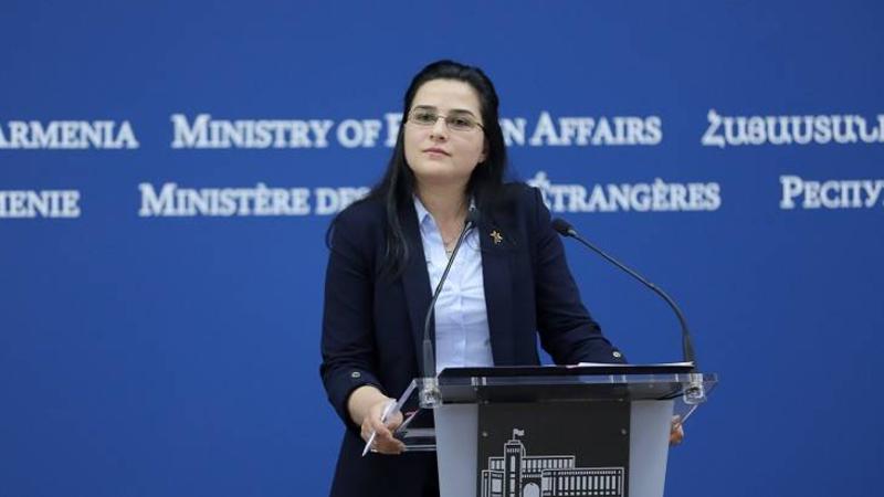 Հատկանշական է, որ Ադրբեջանի կողմից Հայաստանի նկատմամբ ուժի կիրառման սպառնալիքներ արվում են Հայոց ցեղասպանության տարելիցին ընդառաջ. ԱԳՆ խոսնակ