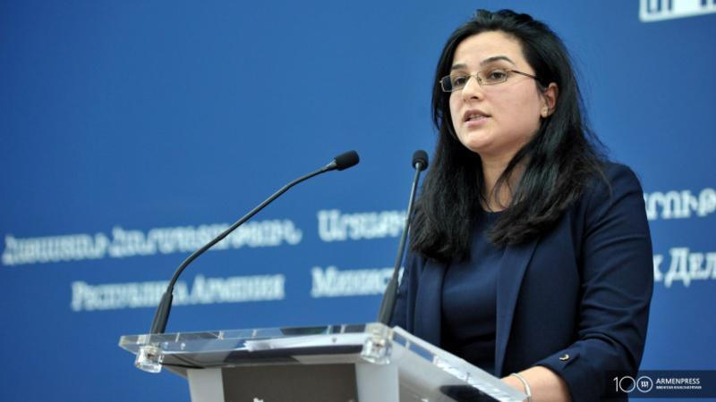 Գերիների ազատ արձակման հարցում ուժեղացող միջազգային ճնշման ներքո Ադրբեջանը առաջ է քաշում կեղծ օրակարգեր. Աննա Նաղդալյան
