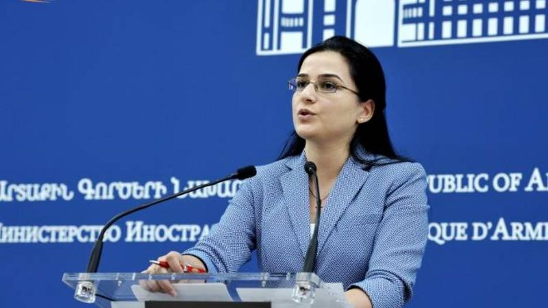 Զորավարժությունները չեն վկայում, որ թուրք-ադրբեջանական ղեկավարությունը խաղաղ մտադրություններ ունի Հայաստանի հանդեպ. Աննա Նաղդալյան