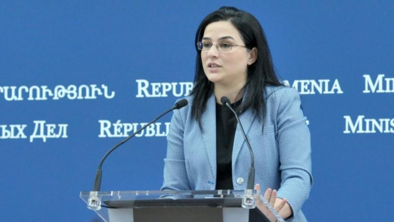 ՀՀ ԱԳՆ-ն արձագանքեց Էրդողանի աշխատակազմին